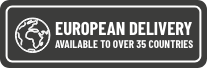 European Delivery - Max Case MAX380H115 Black available to over 35 countries